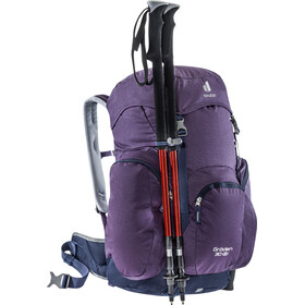 deuter Gröden 30 SL Backpack Women plum/navy